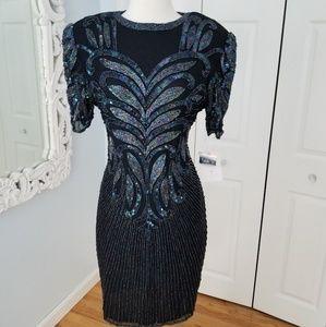 Vintage NWT Jasdee Cocktail Dress